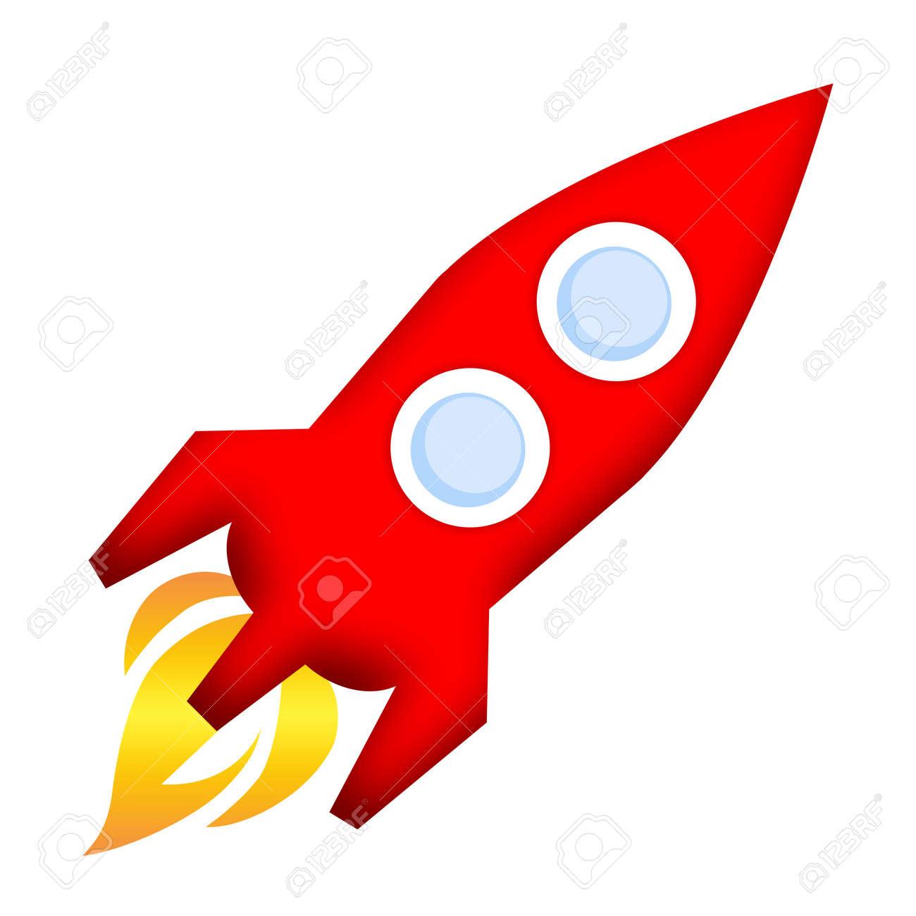 spacecraft launch  Roc...