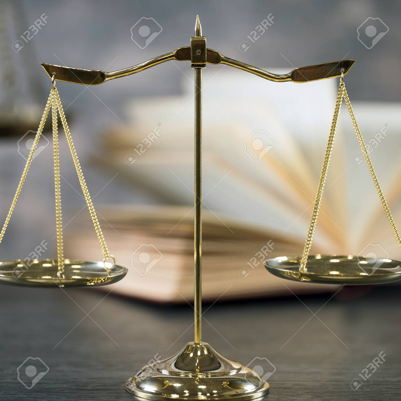 Symbols For Balance And Power In Law And Court Focus Only Narrow