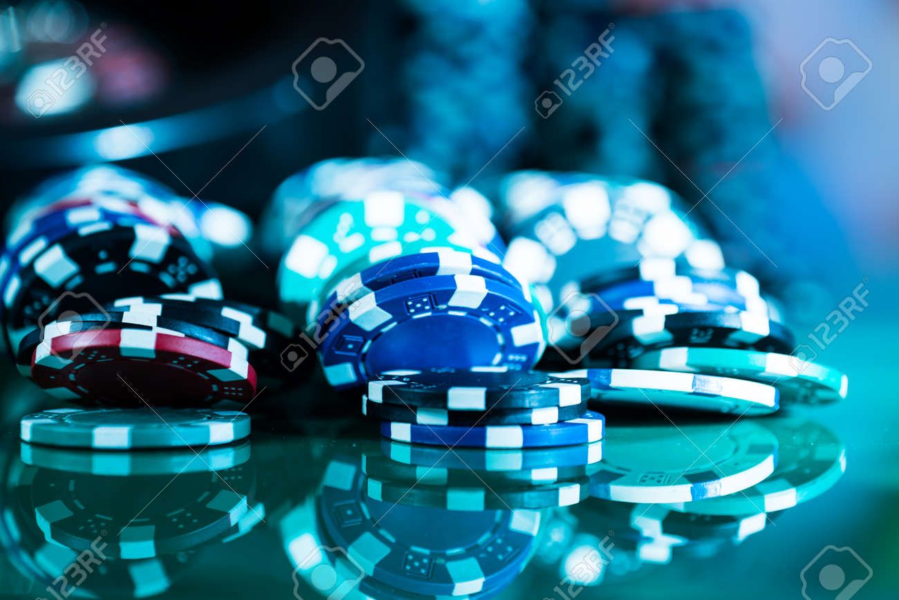 Casino Background Image Stock Photo, Picture And Royalty Free Image. Image  95646052.