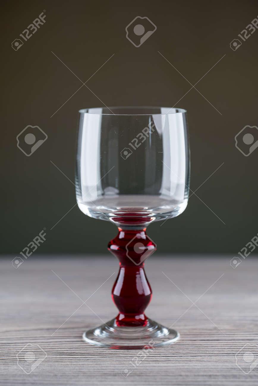 Wine glass close-up - 142549213