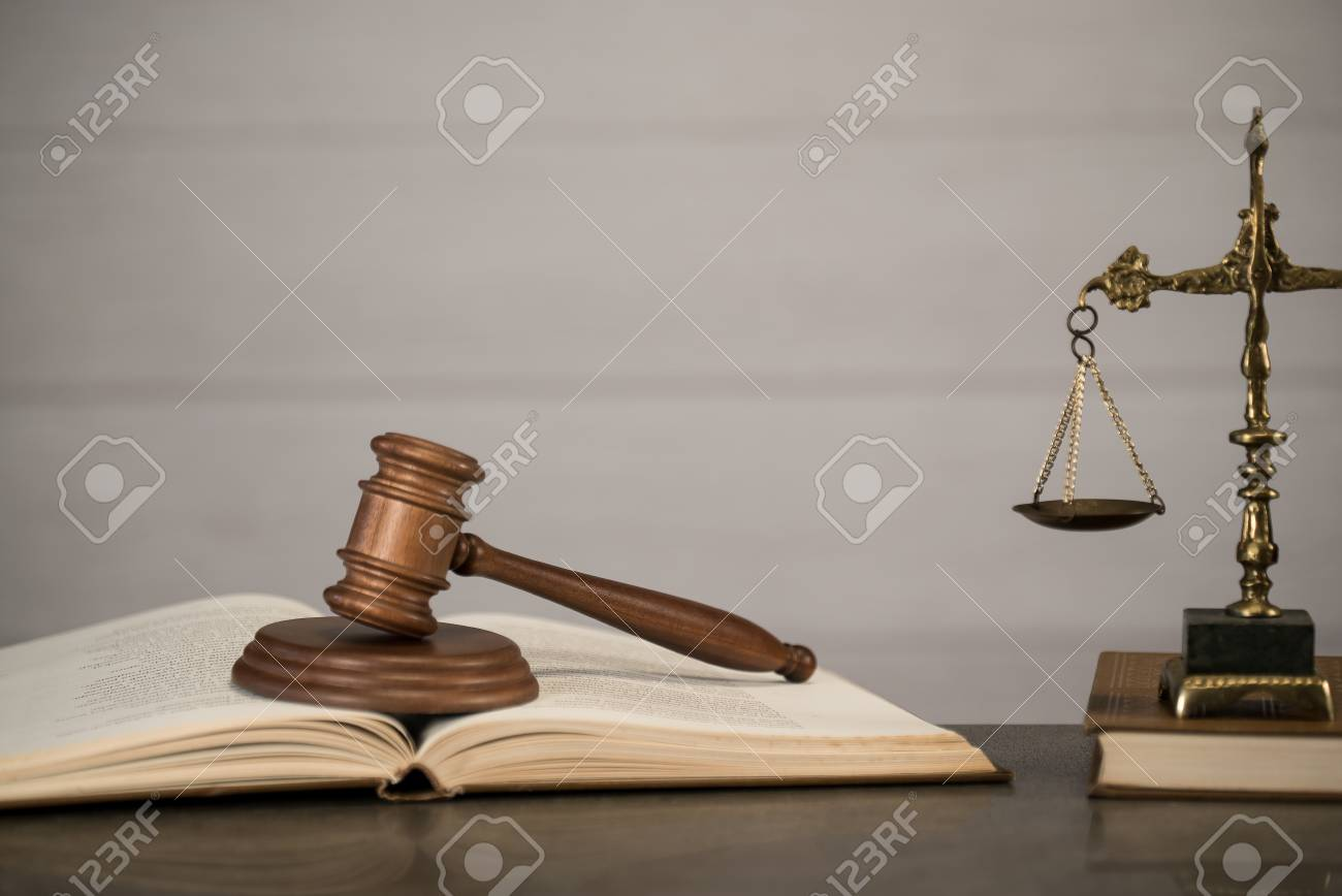 Law and Justice, Concept image. Law theme - 116273959