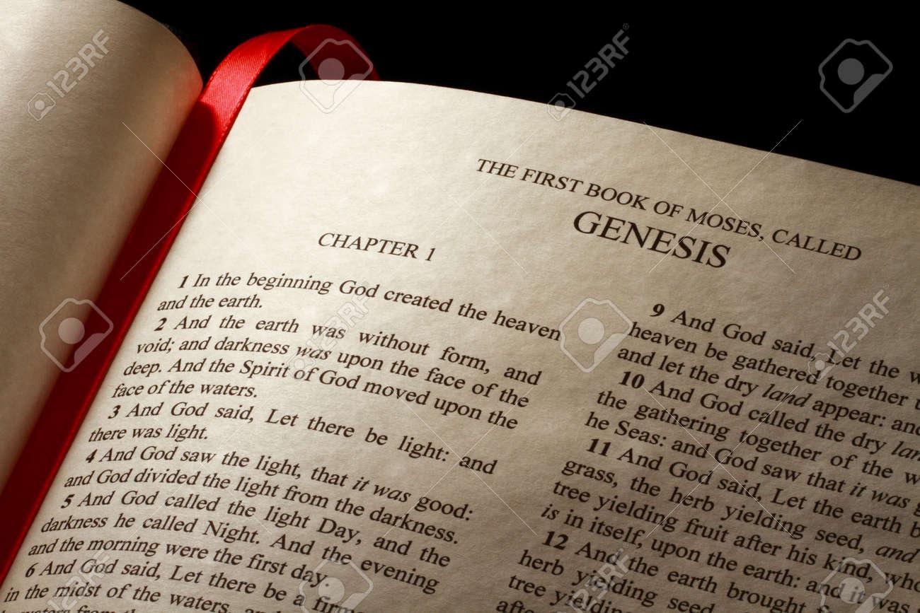 Libro Del Genesis