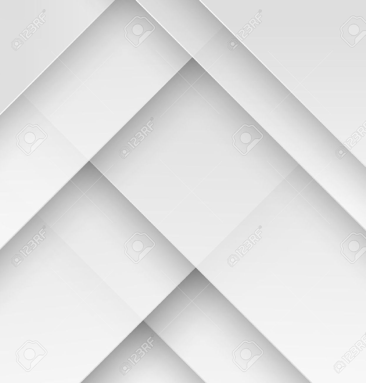 White paper material design wallpaper with shadow. Vector illustration Stock Vector - 42063737