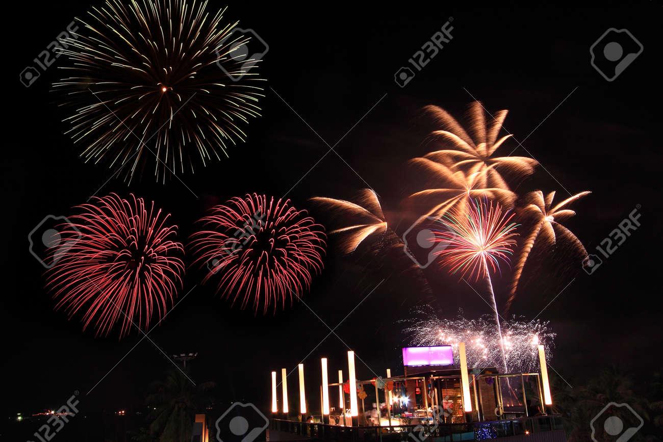 Firework festival Stock Photo - 11698044