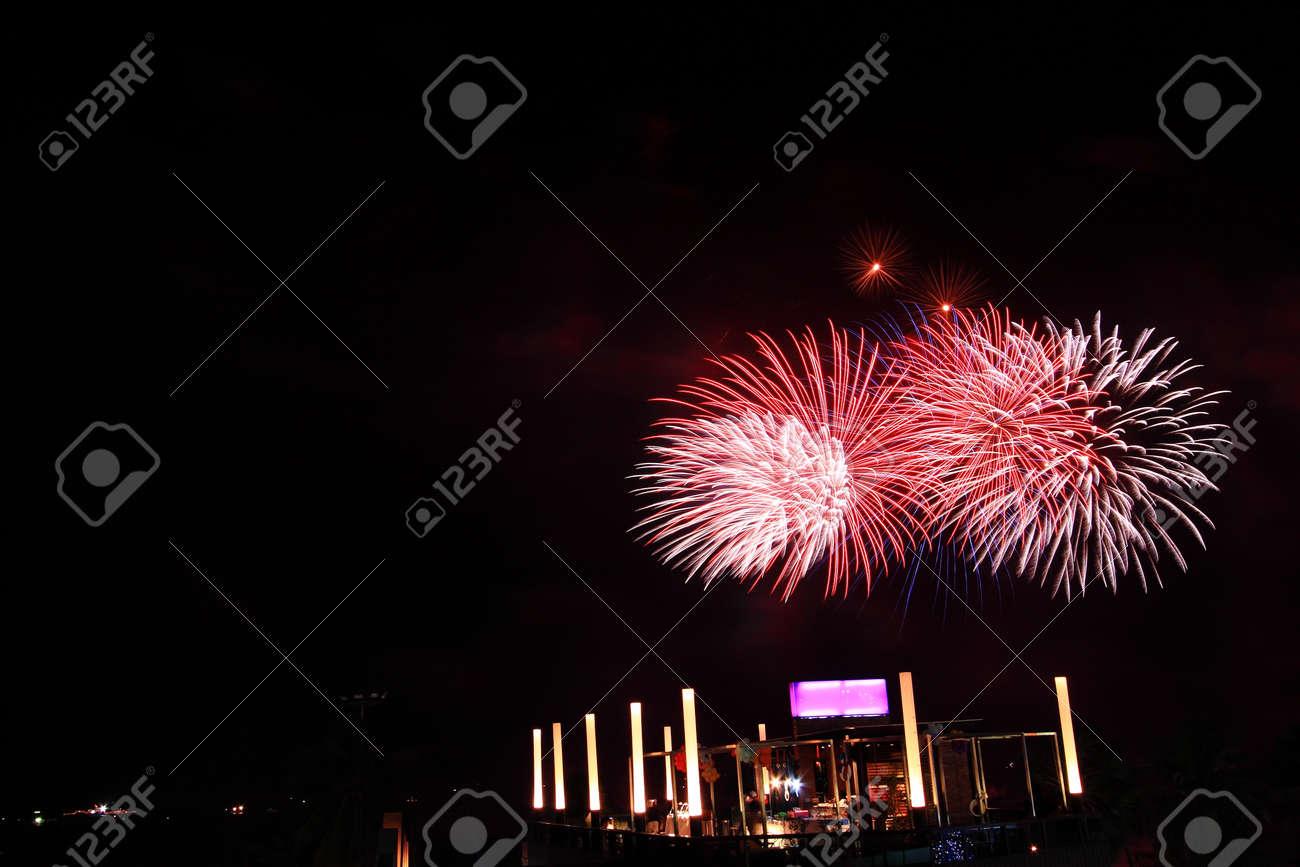 Firework festival Stock Photo - 11698518