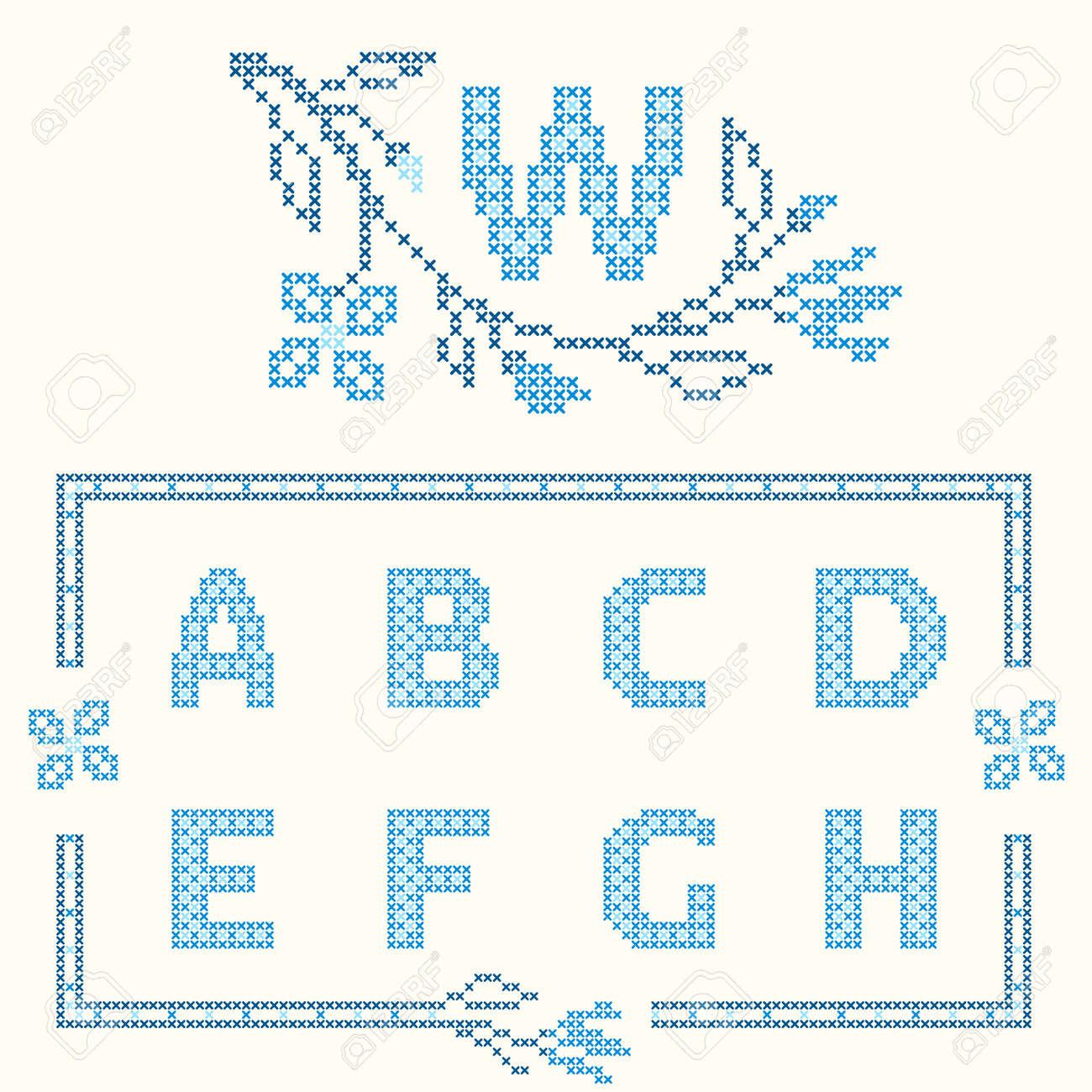 ¯ロス刺繍のデザイン要素です ȉ²ã®é' Ùクトル ¤ラスト Ȋ±ã®æžã¨ 1 Á¤ã®æ–‡å— Ɖ‹ç´™ A H Á®ã'¤ãƒ©ã'¹ãƒˆç´æ Ùクタ Image 23206061