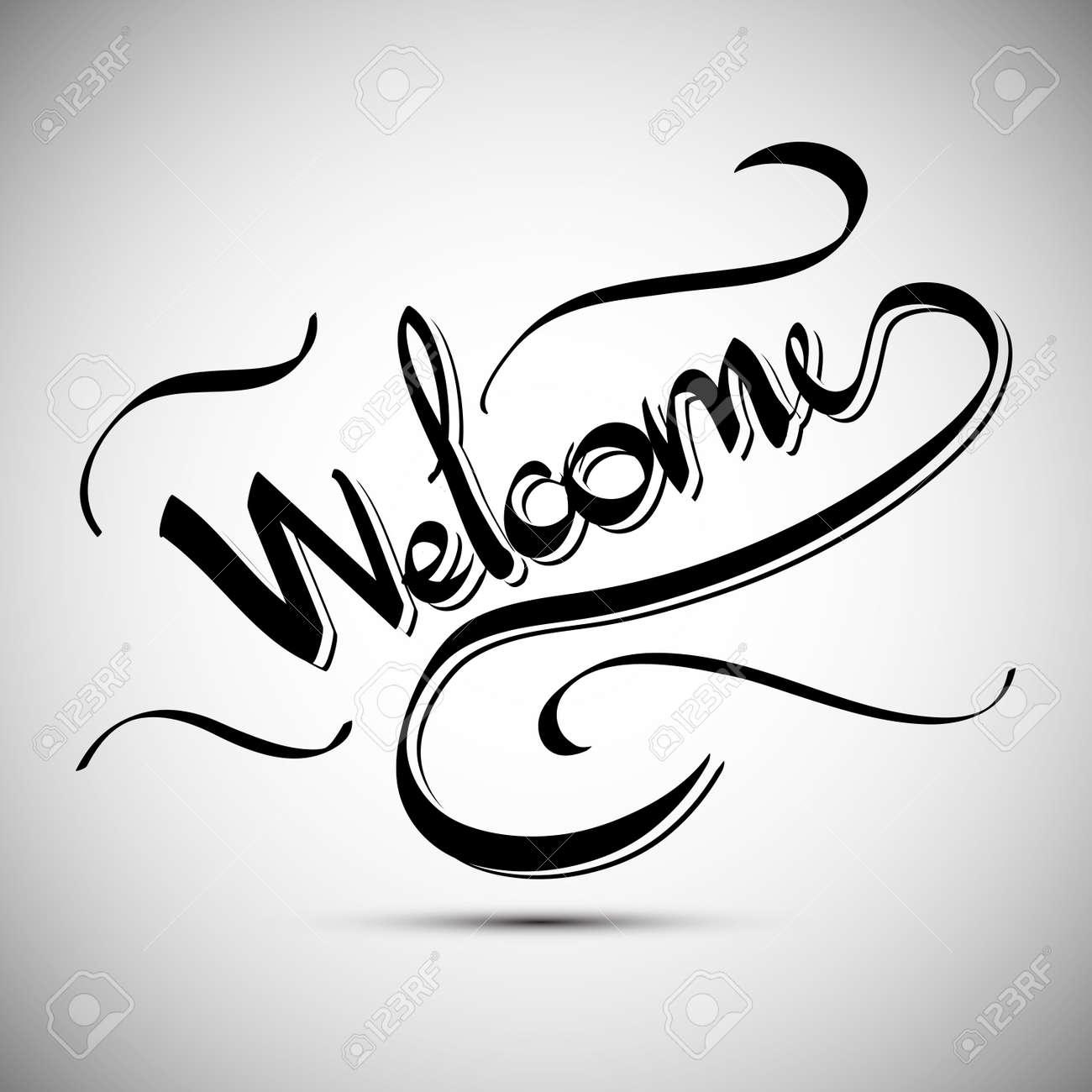 Willkommensgrüße