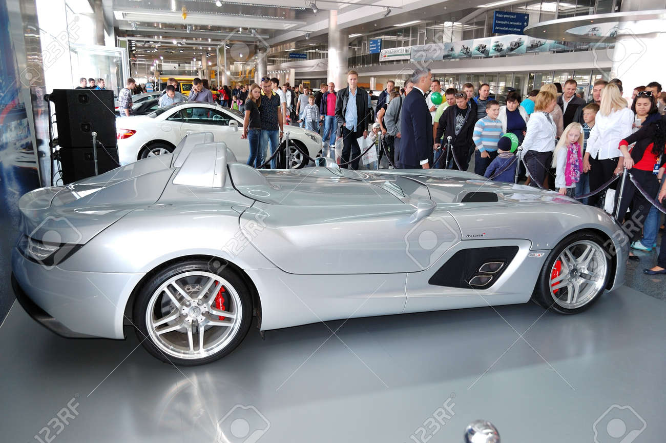 Kiev auto shows: a selection of sites