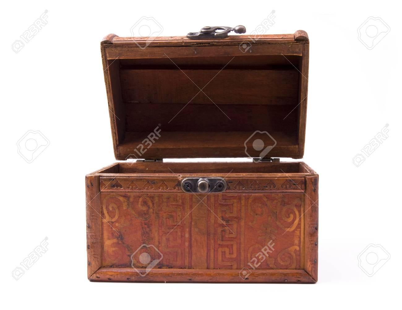 wood box Stock Photo - 4106771