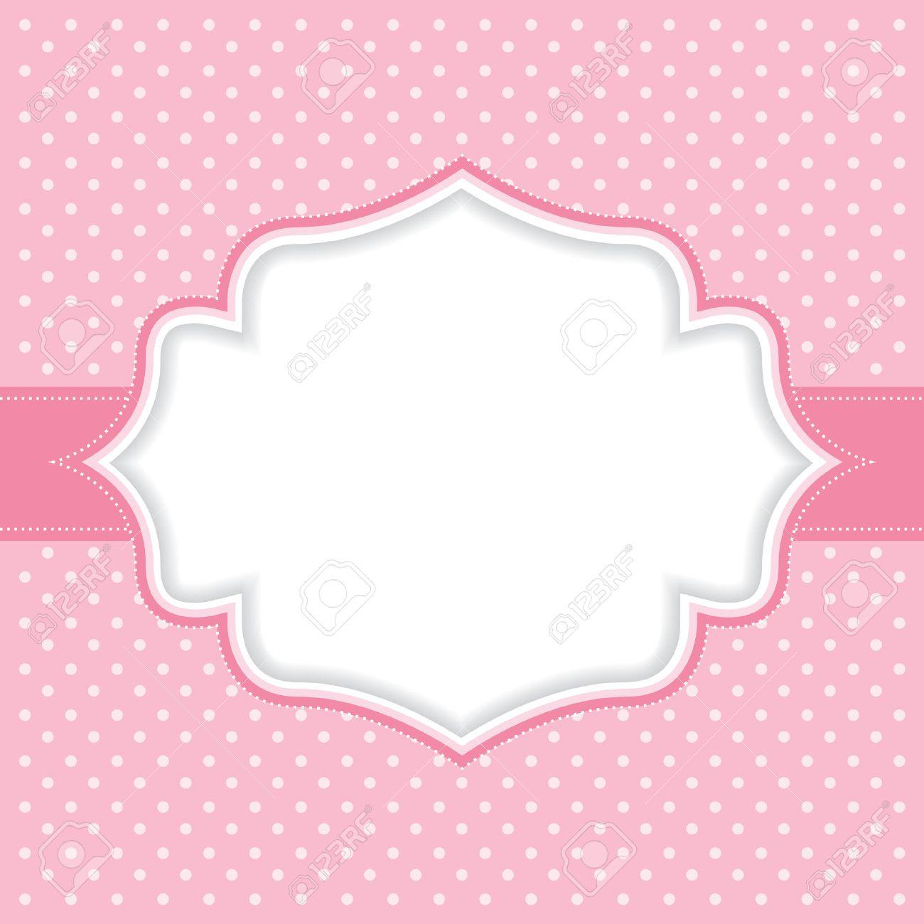 Polka Dot Frame Royalty Free Cliparts, Vectors, And Stock ...