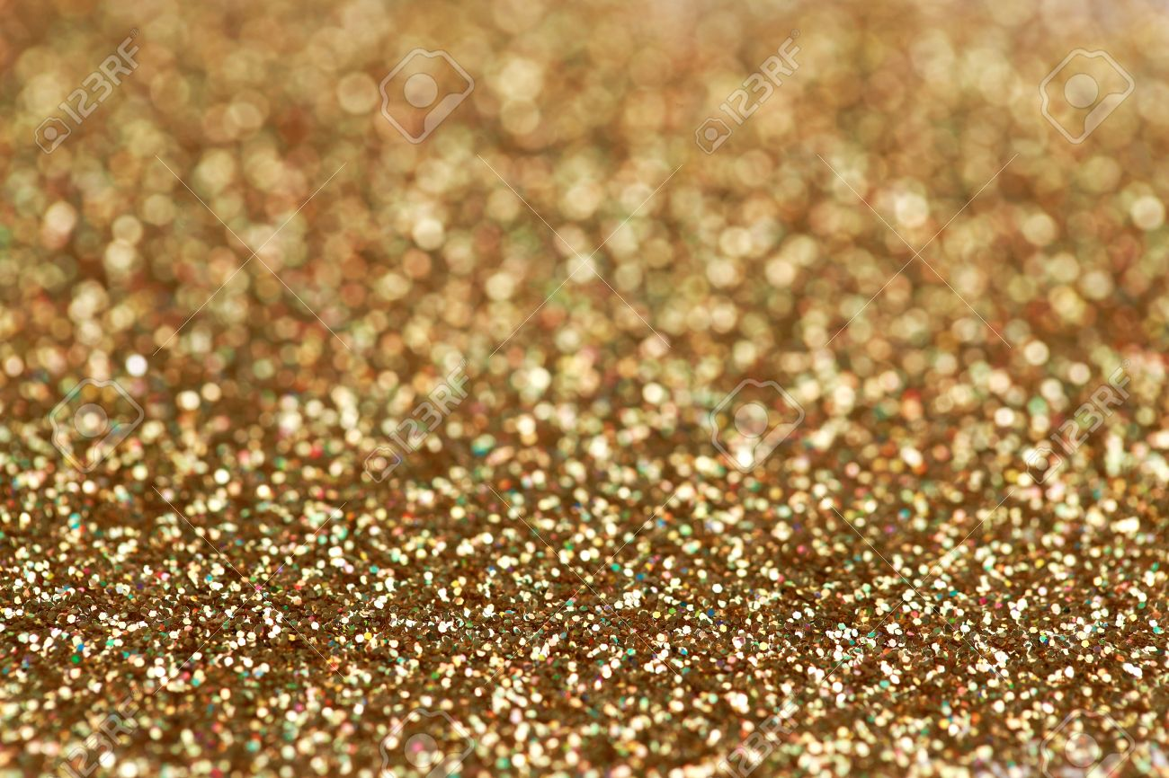 christmas new year gold sparkling glitter abstract background stock photo 33439531