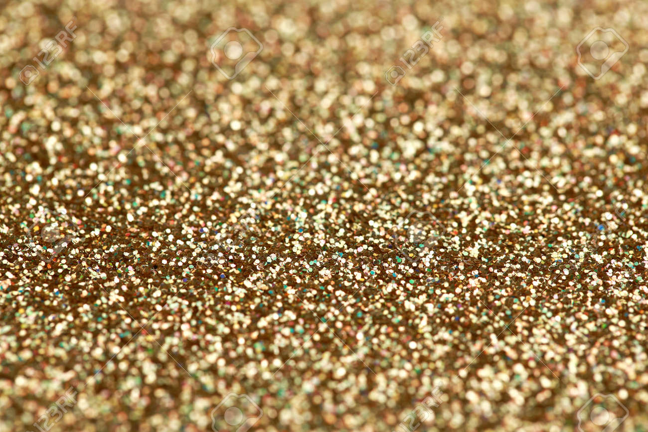 christmas new year gold sparkling glitter abstract background stock photo 33439538