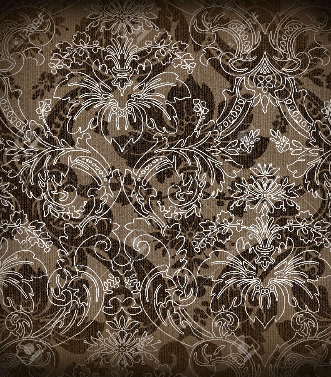 Decorative renaissance background Stock Photo - 4607787