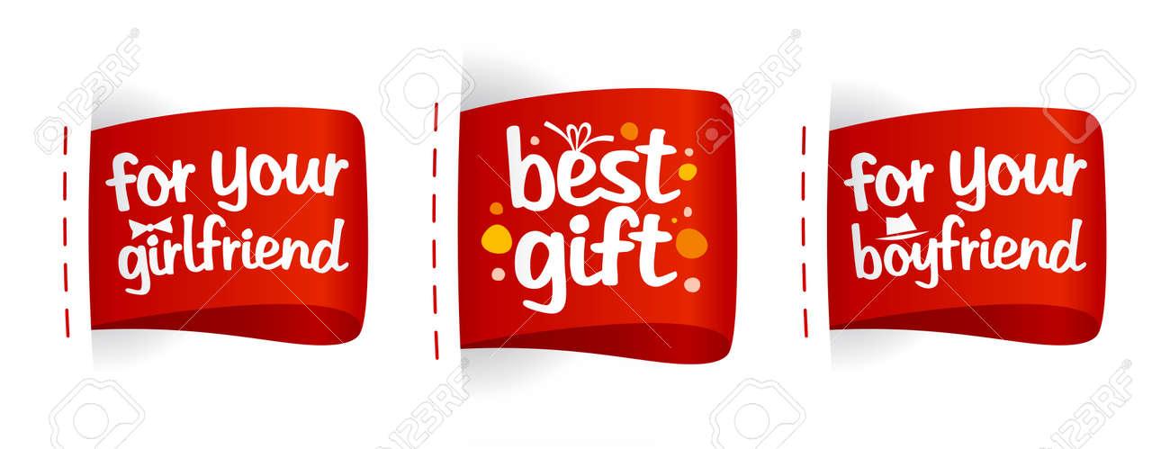 Die Besten Geschenke Für Freunde Und Freundinnen Etiketten ...