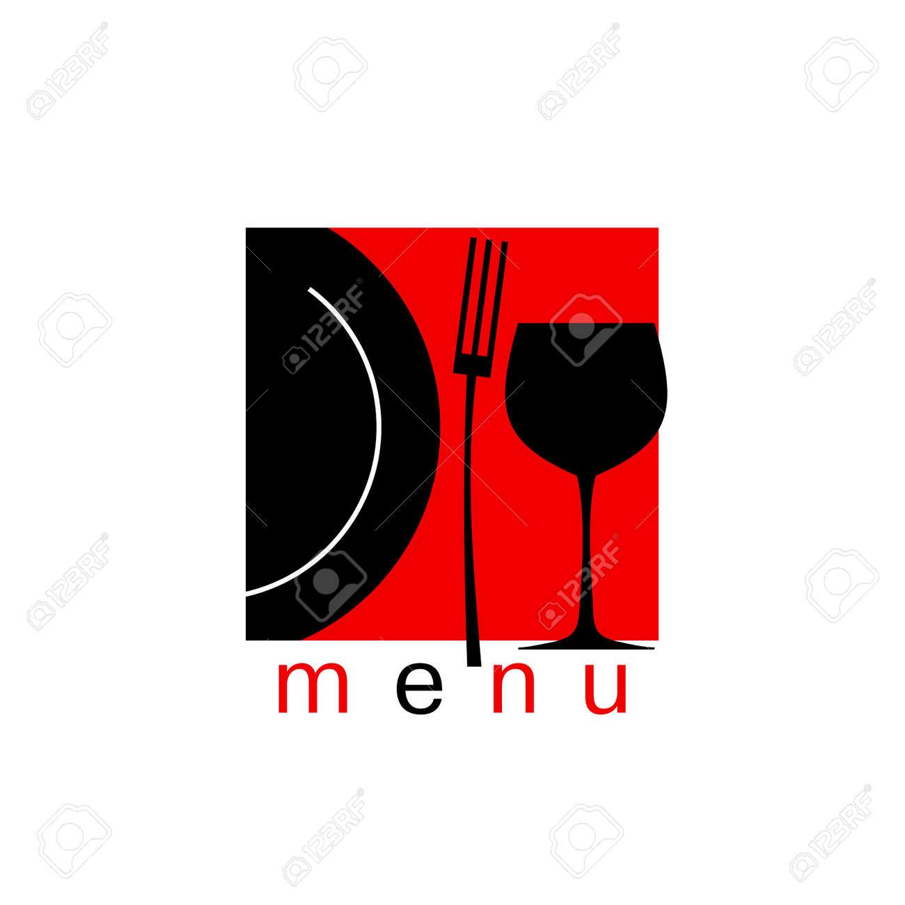 Stylish Restaurant Menu Card Design template. Stock Vector - 16917160