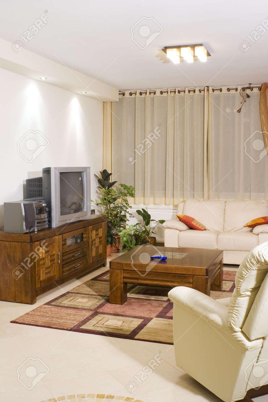 Verzauberkunst Moderne Inneneinrichtung Dekoration Von Wohnzimmer Suite Von Soft-möbel, Inneneinrichtung, Feng-shui-stil Standard