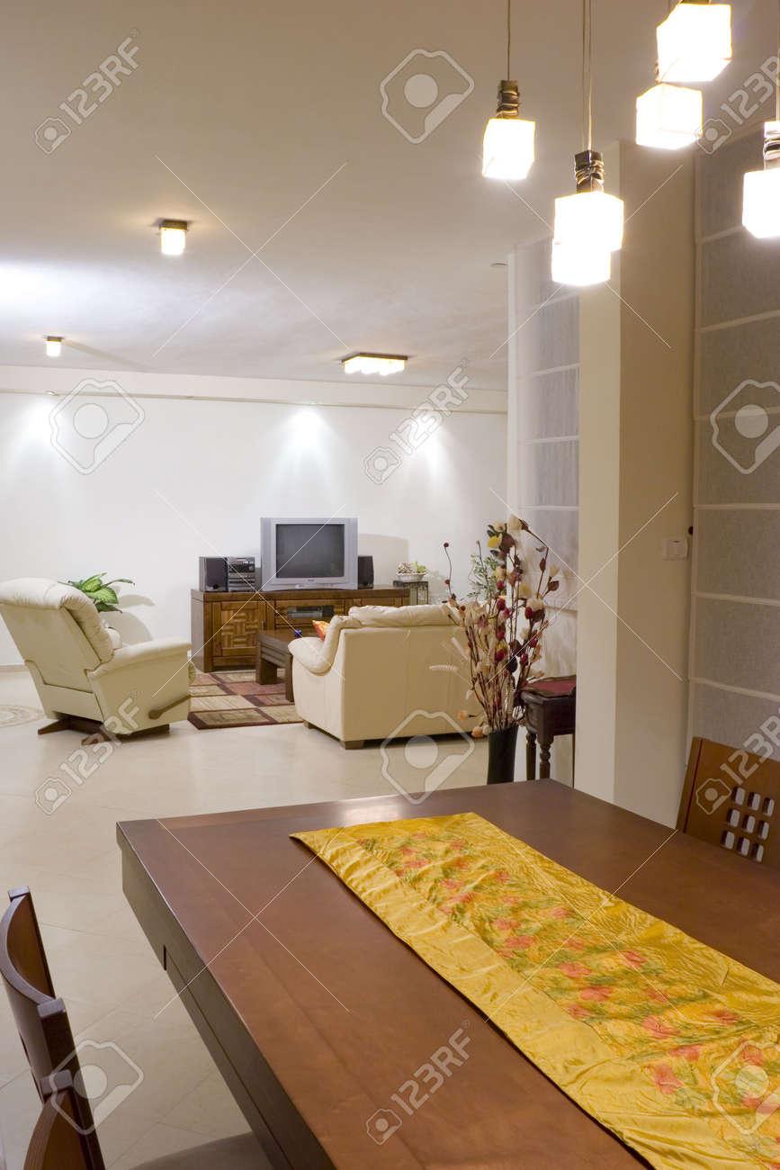 Wohnzimmer Suite Von Soft-Möbel, Moderner Innenarchitektur, Feng ...