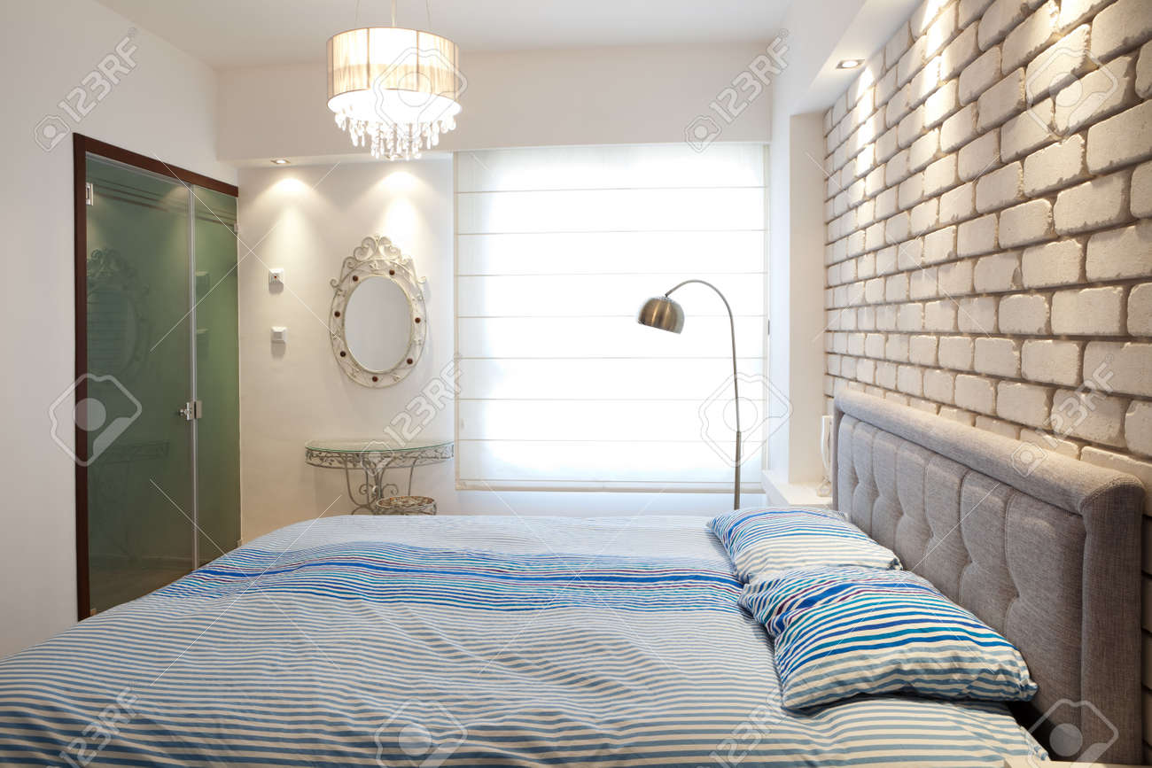 Modern Luxury Bedrooms Modern Luxury Bedroom Hotel Room Stock Photo Picture And