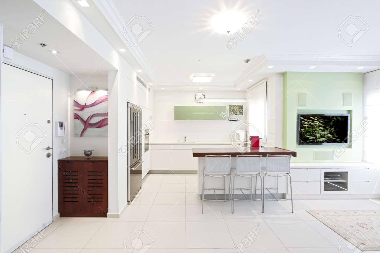 home entrance designs modern entry interior stock photo 14447188 - Home Entrance Design
