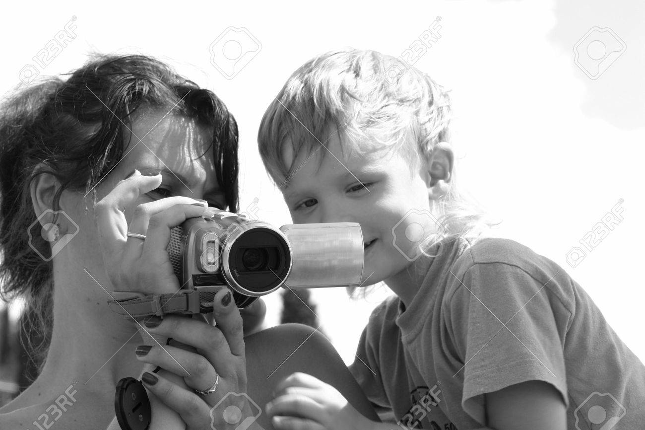 Телефоная семка сына и мамы 1 фотография