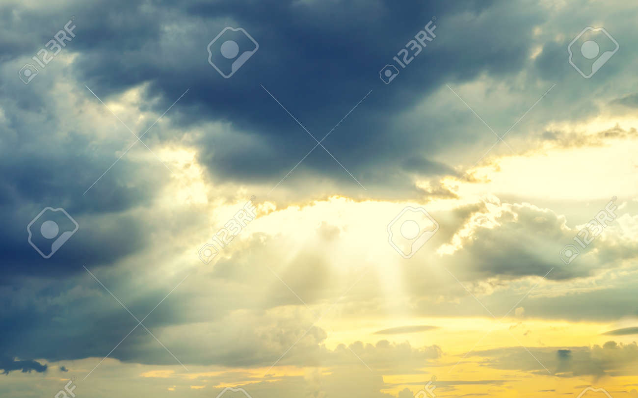 Free Cloud Image Image Picture Background Photo God Light 58228857 Stock Royalty Rays Sun And