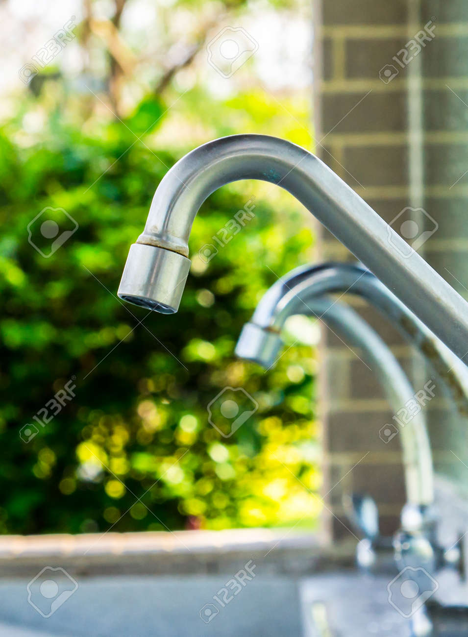 Beautiful Tap Outdoor Illustration - Water Faucet Ideas - rirakuya.info