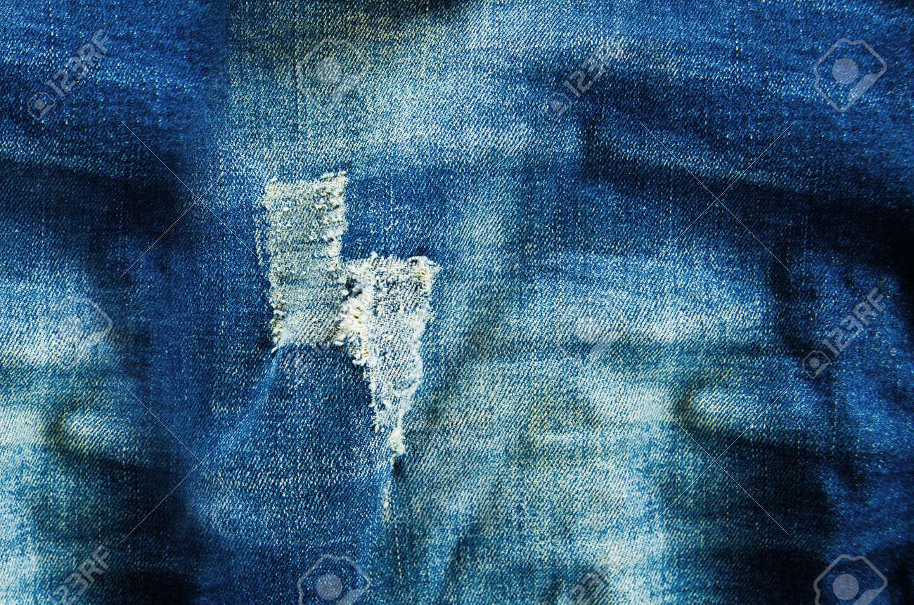 597fc4ad8 Textura de mezclilla azul, dril de algodón con espacio de fondo