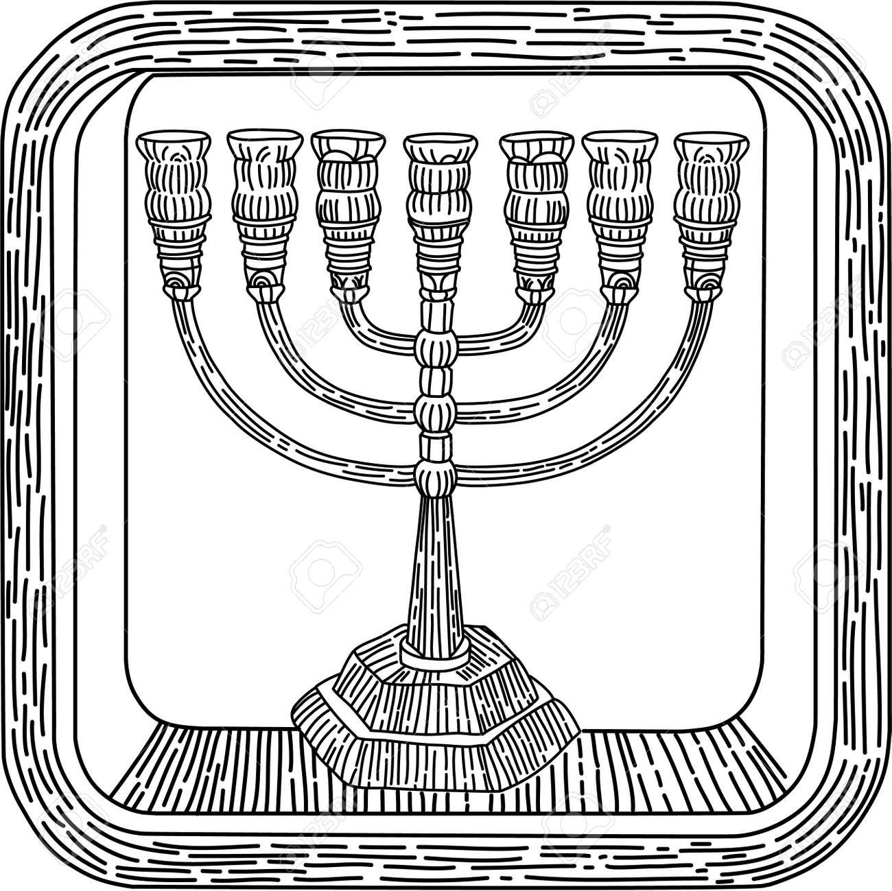 Religious symbols of judaism image collections symbol and sign ideas icon the jewish religious symbol of judaism royalty free cliparts icon the jewish religious symbol of biocorpaavc Image collections