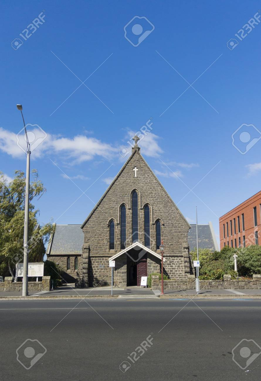 Anglican Cathedral Church of Christ the King, Lydiard Street