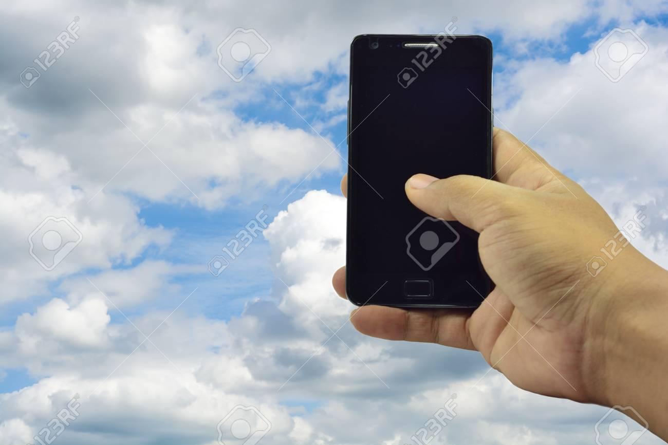 Sfondo cielo telefono