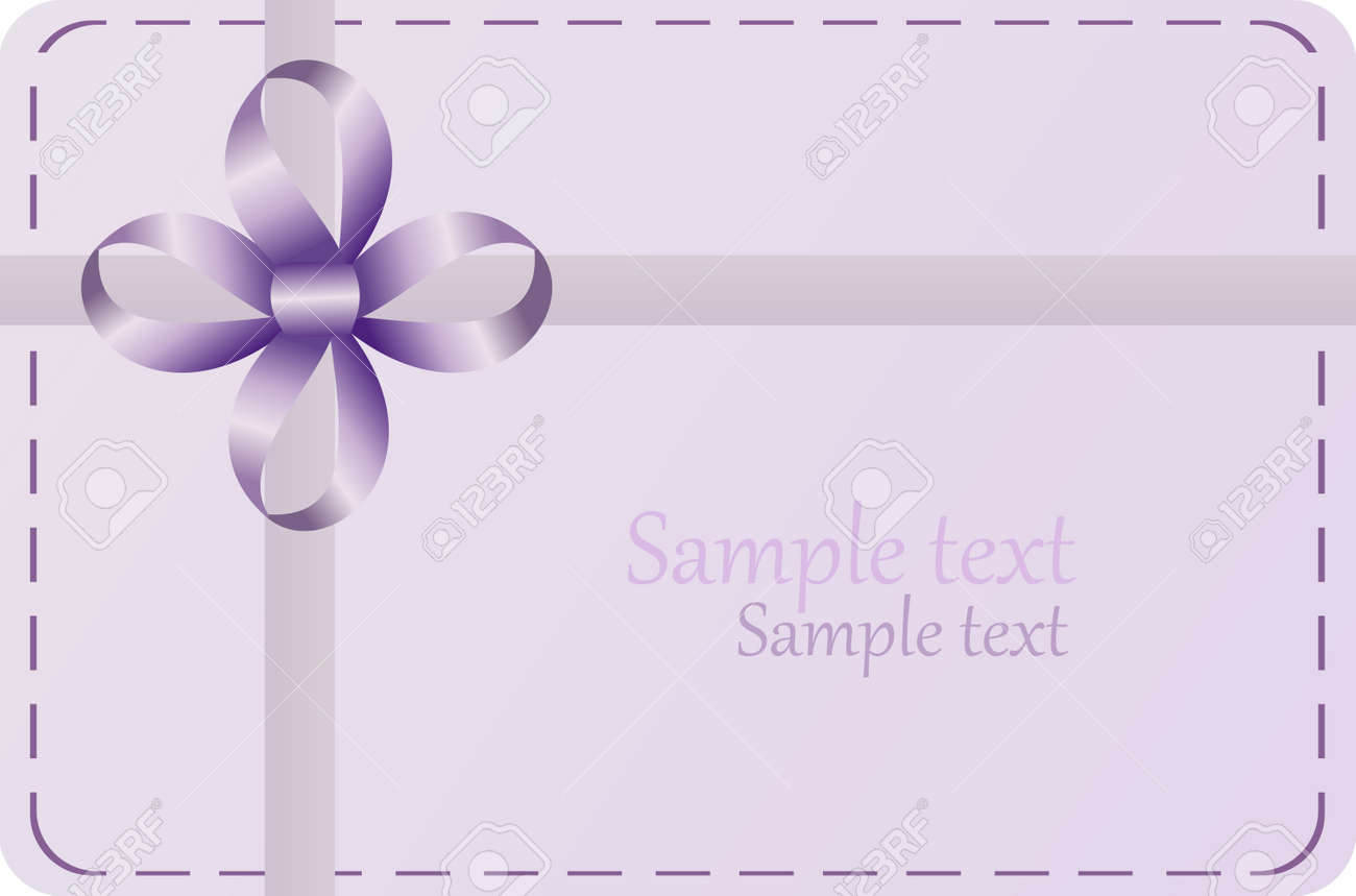 Invitation card for Wedding or engaged party Stock Vector - 6968116