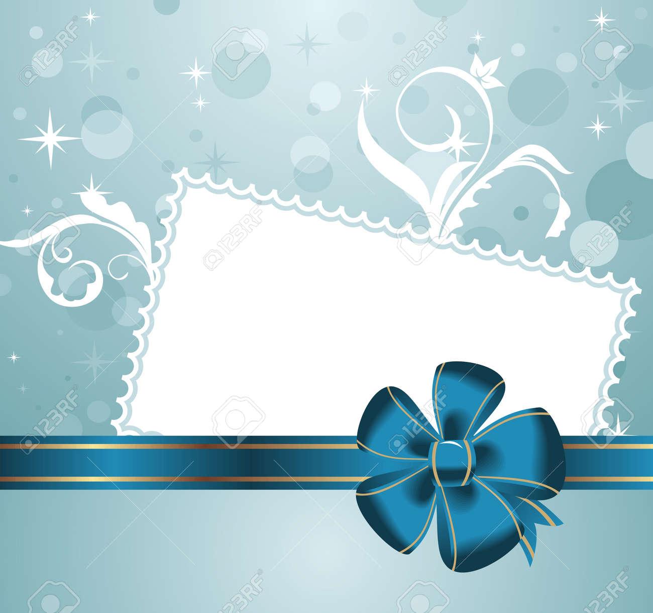 arrière-plan de noël jolie illustration avec carte de voeux