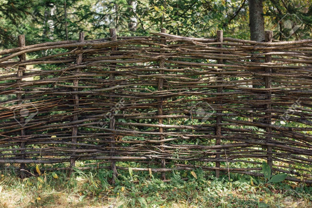 Berühmt Zaun Aus Ästen | smartstore #EC_65