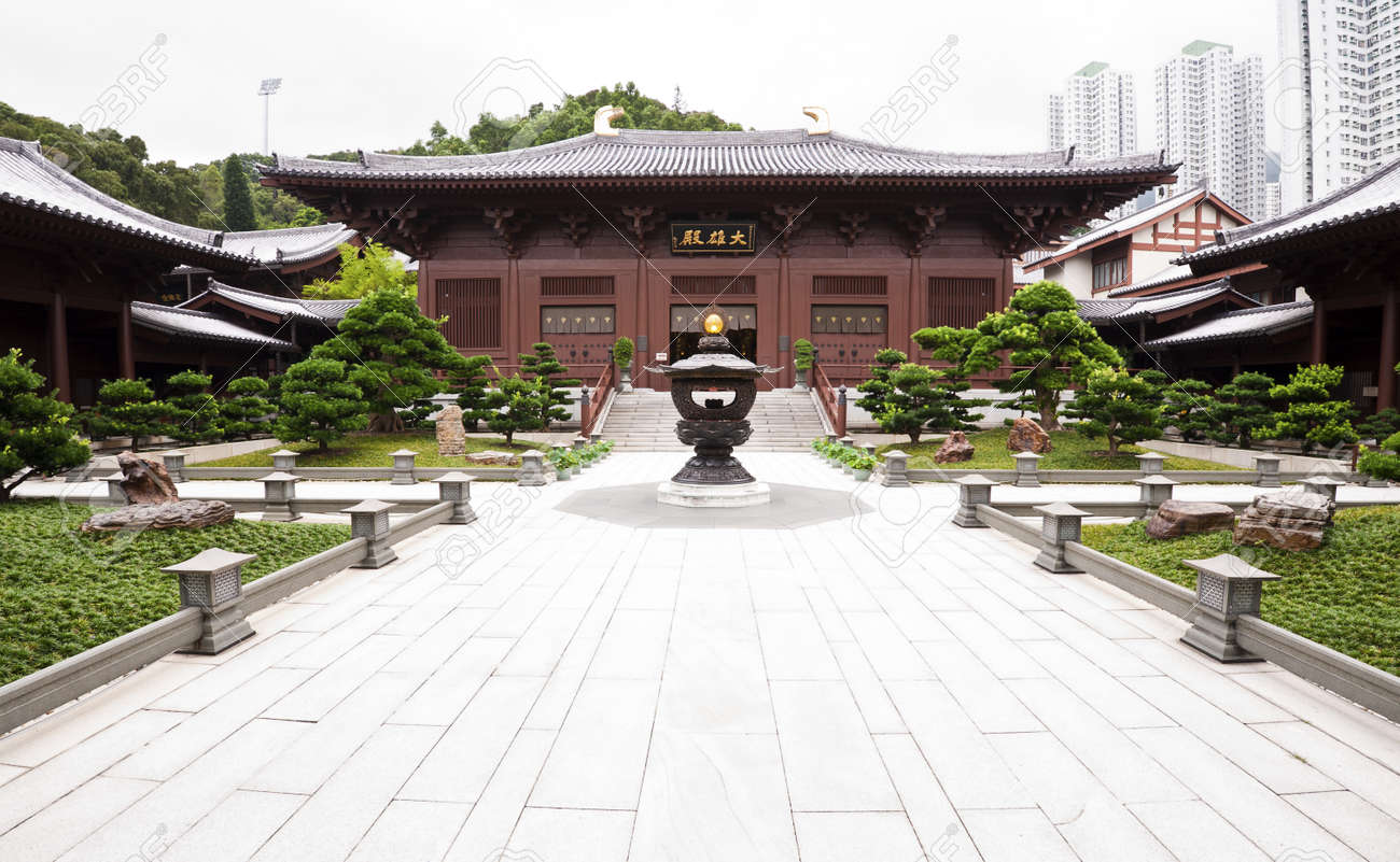 Chinese temple Stock Photo - 14300511