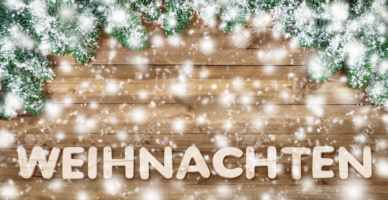Deutsch Wort Für Weihnachten, \