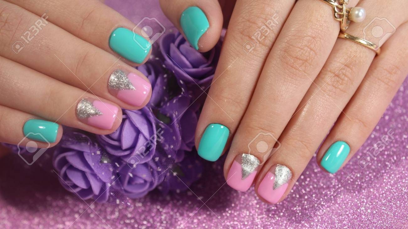 Manicure Ideas For Long Nails   Splendid Wedding Company