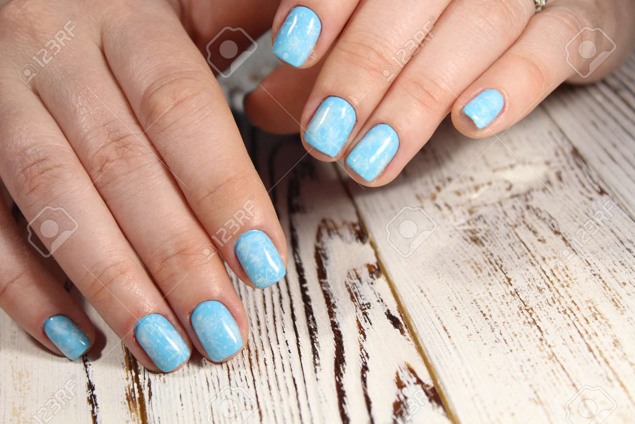 Mode tendance ongles femme