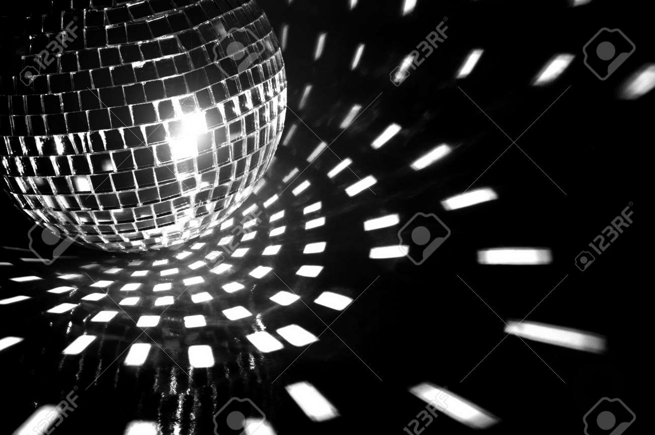 party ball light reflection backgrounds stock photo picture and
