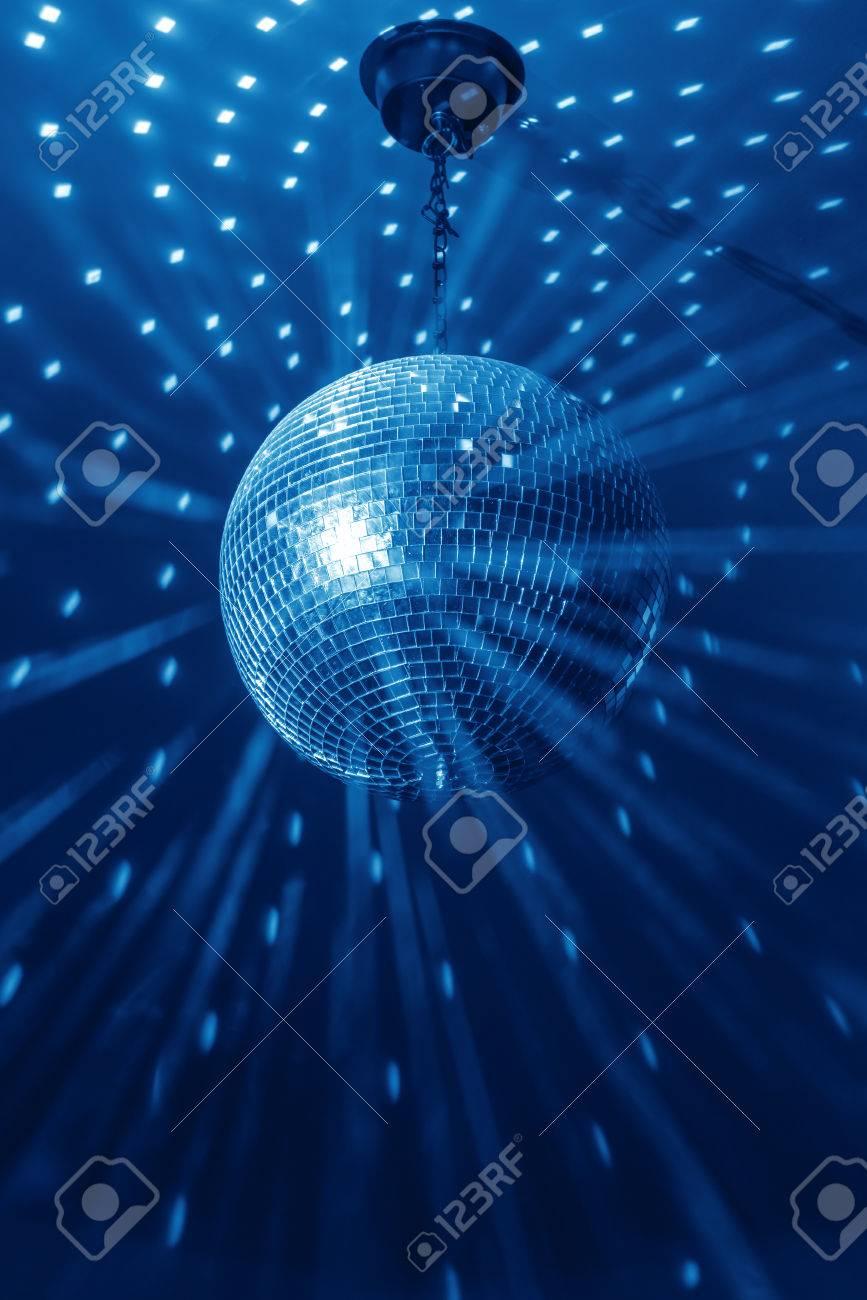 disco ball background close up - 43586278