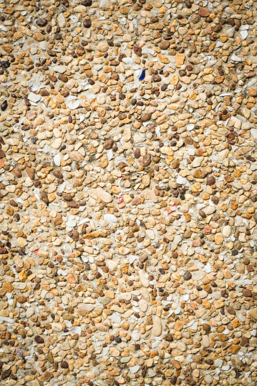 Close up rough gravel floorl texture Stock Photo - 21498801