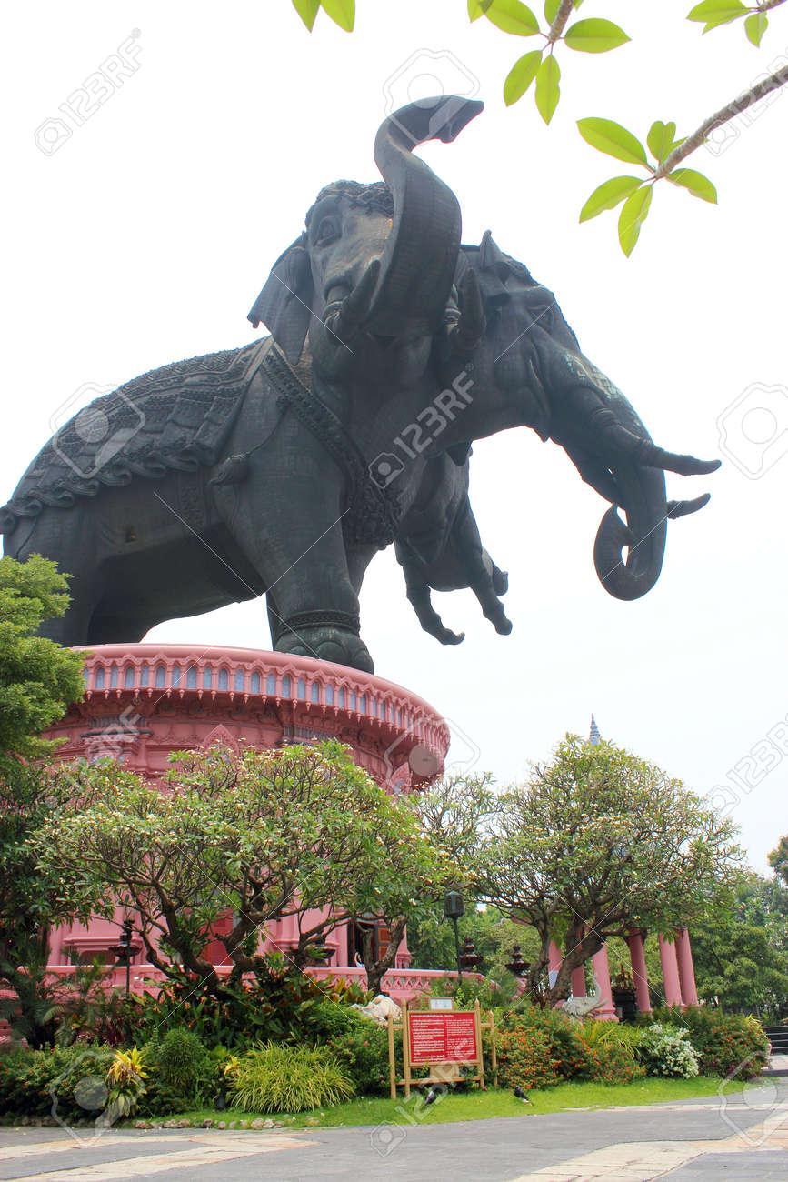 Erawan museum in Thailand Stock Photo - 13255055