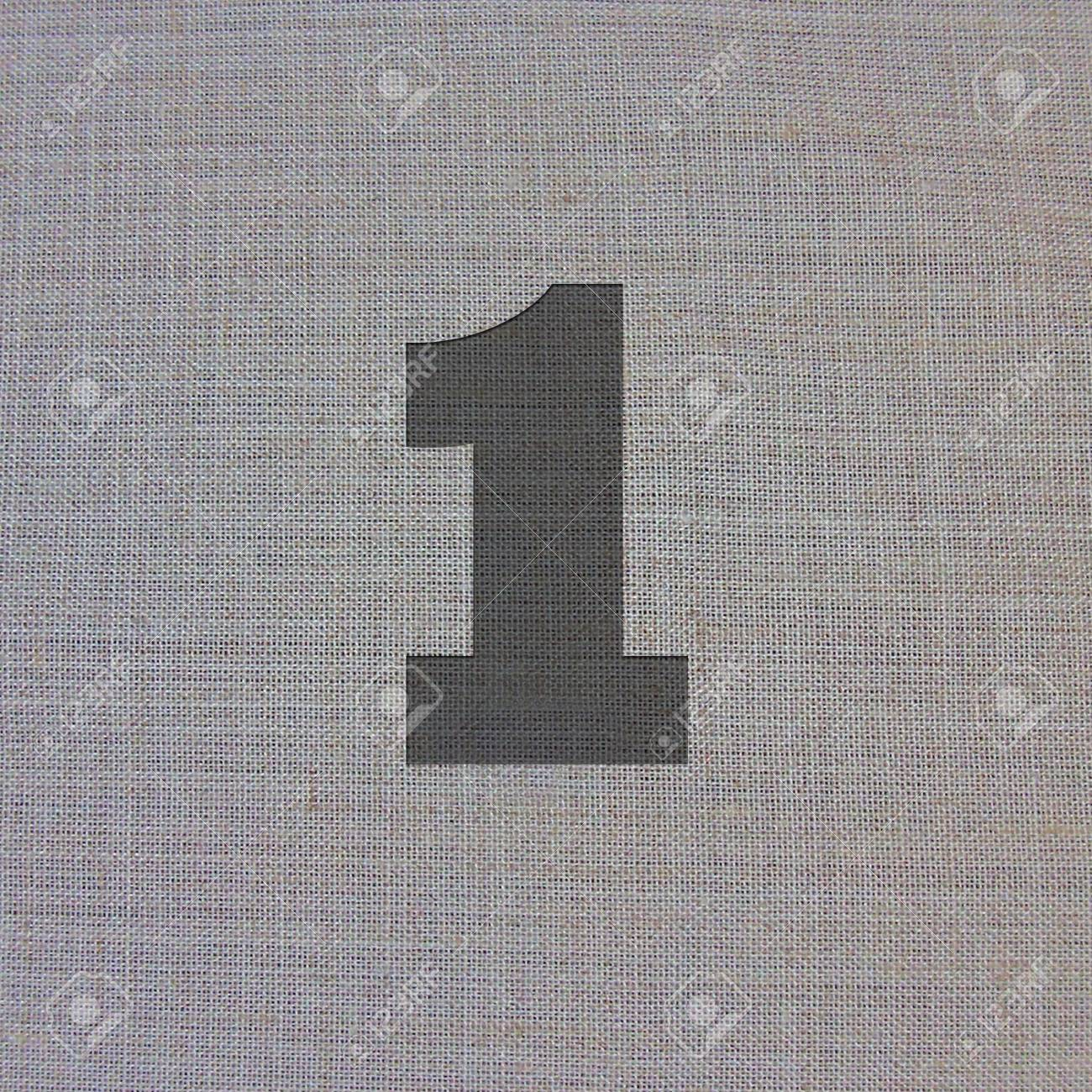 numbers background Stock Photo - 18585613