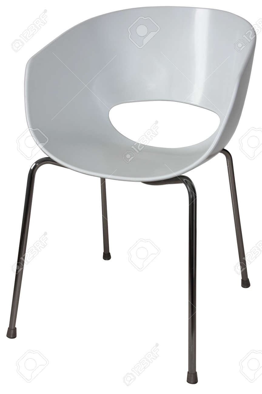 modern plastic chairs for offices and waiting rooms stock photo  - modern plastic chairs for offices and waiting rooms stock photo