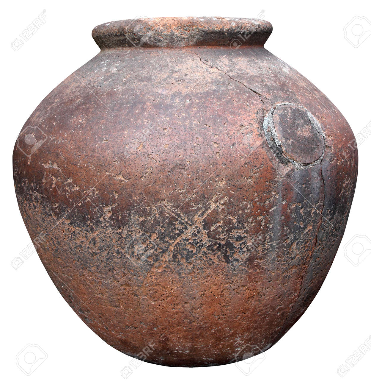 The ancient roman clay pots for storing wine stock photo picture the ancient roman clay pots for storing wine stock photo 14443046 floridaeventfo Gallery