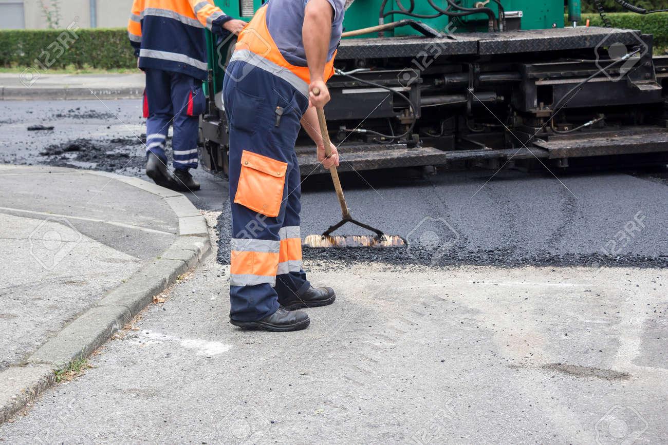 asphalting machines