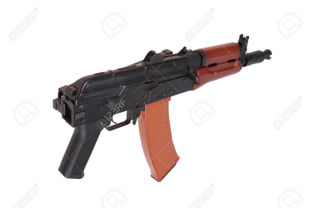 special forces kalashnikov aks74u Stock Photo - 19950589
