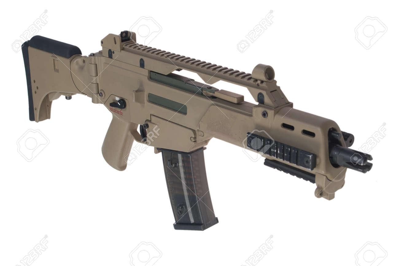 Modern weapon  German army assault rifle G36