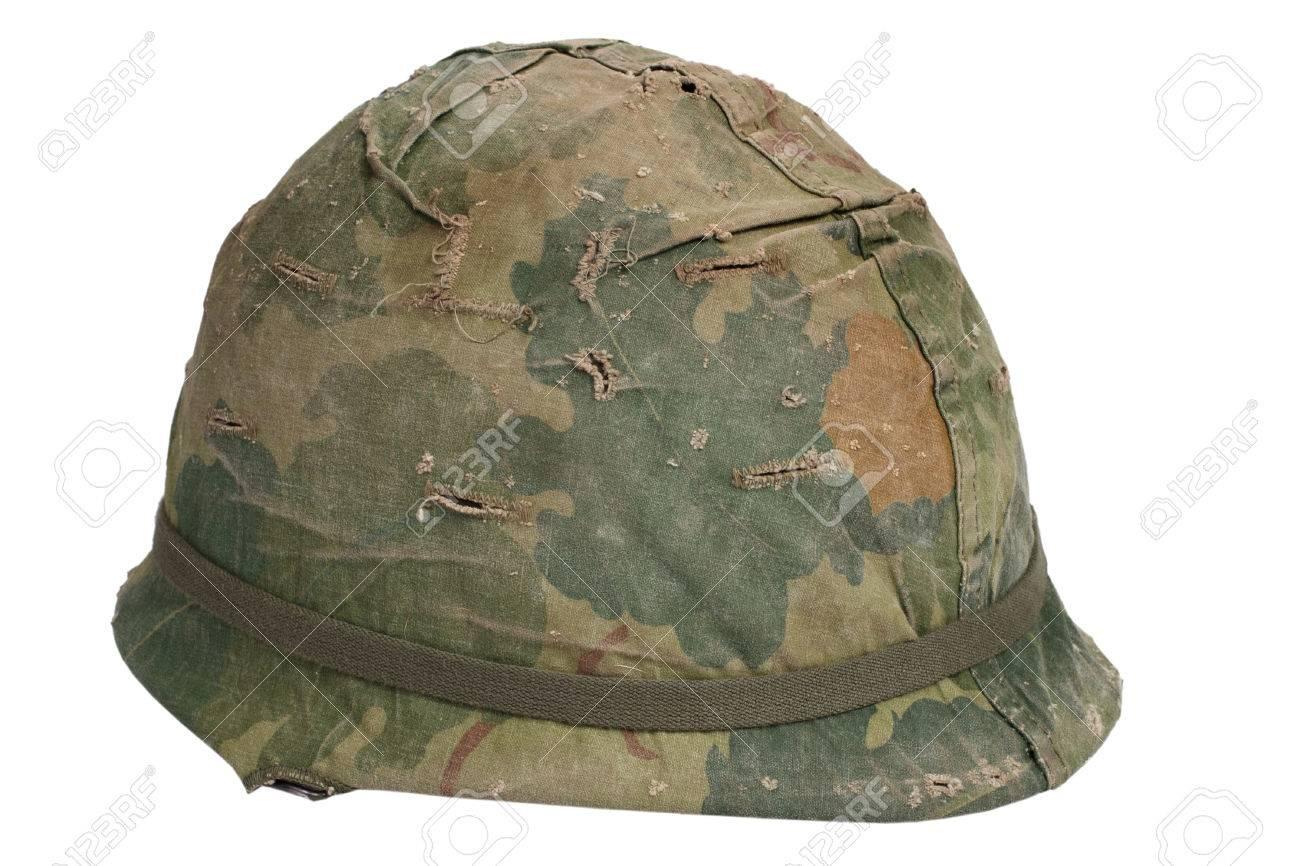 Couverture Camouflage casque m1 armée américaine avec la couverture de camouflage vietnam