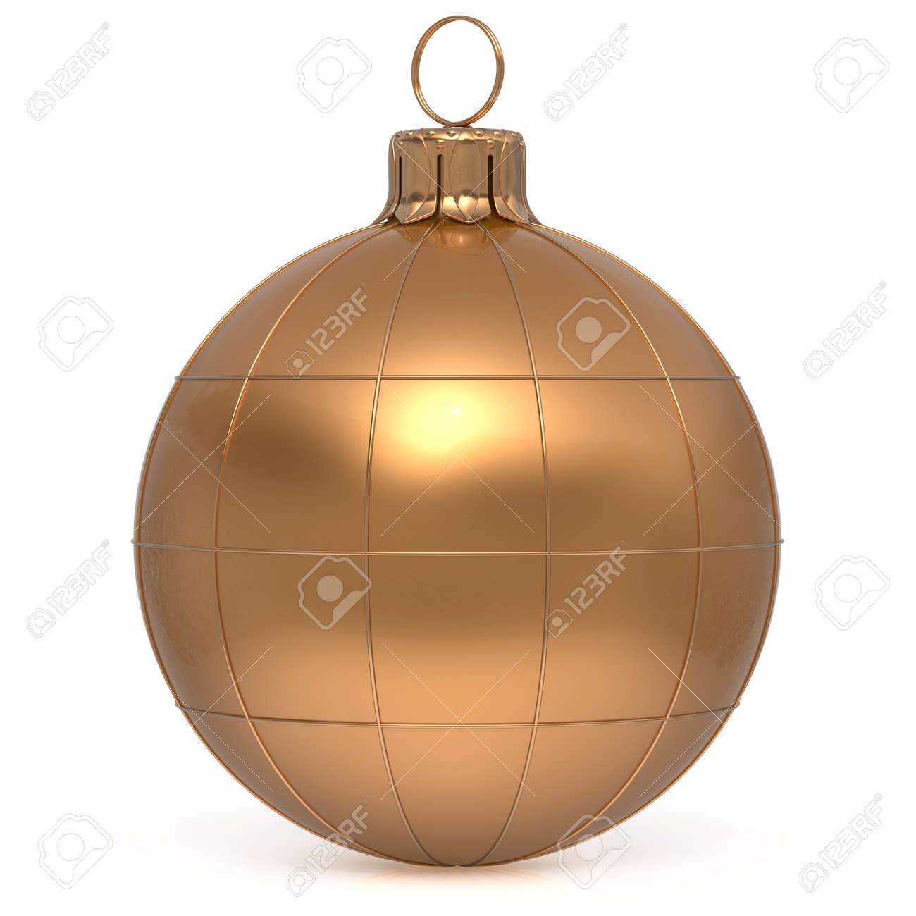 World globe christmas ornaments - Christmas Ball New Year S Eve Decoration World Globe Earth Planet Bauble Golden Shiny International Wintertime Hanging