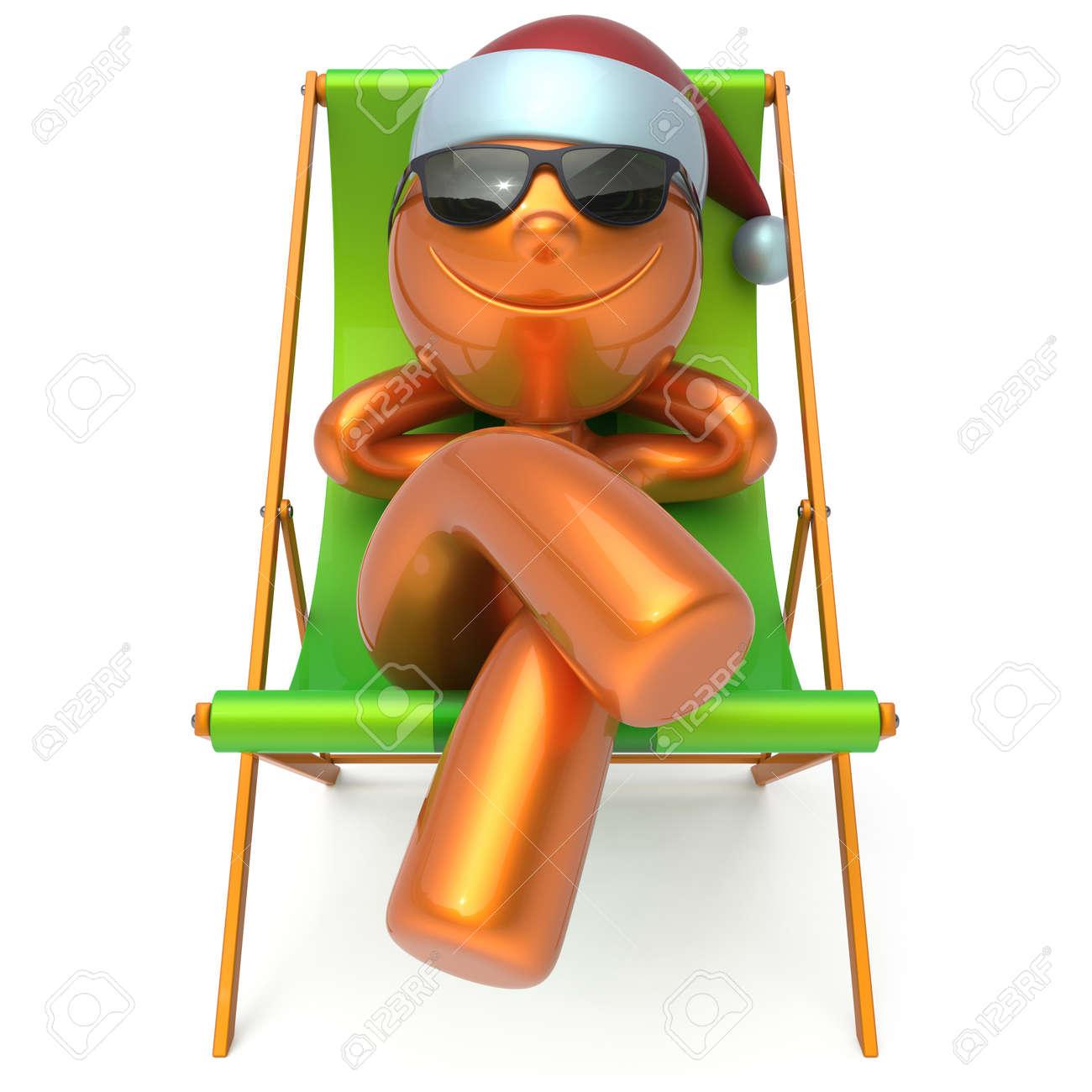 Man Silvester Frohe Weihnachten Smiley-Zeichen Sonnenbrille ...